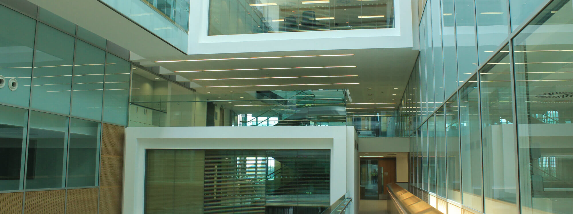 Commercial Acoustic Glazing