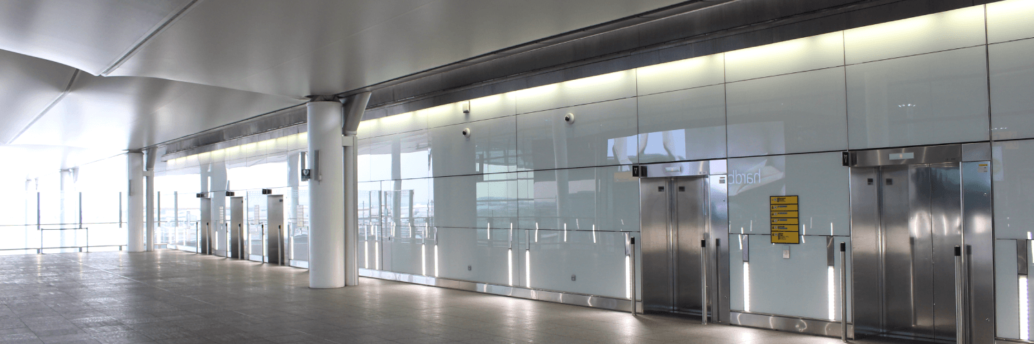 Commercial Toughened Glass London