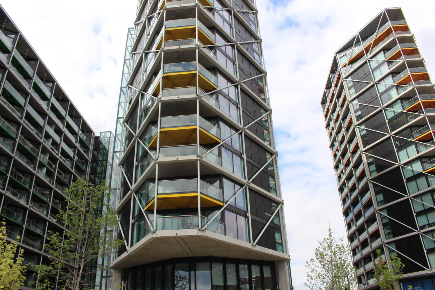 riverlight building london commercial glass suppliers