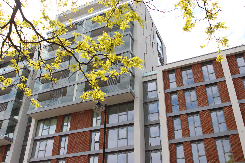 Tileman House commercial glass supplier London UK
