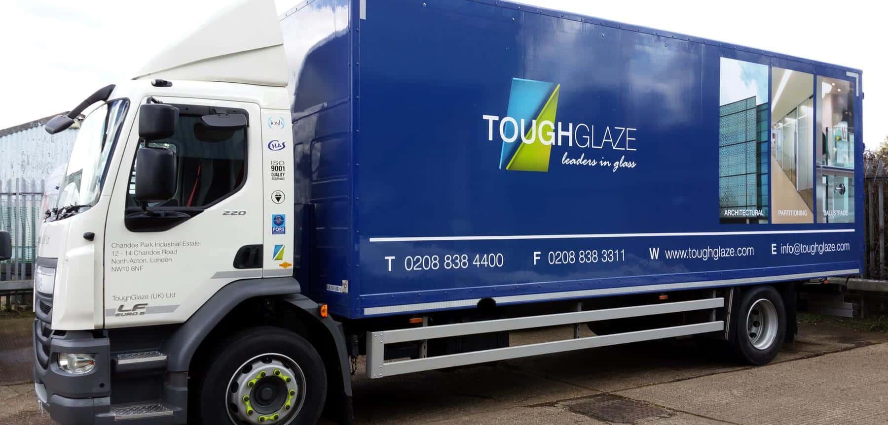 Toughglaze Truck