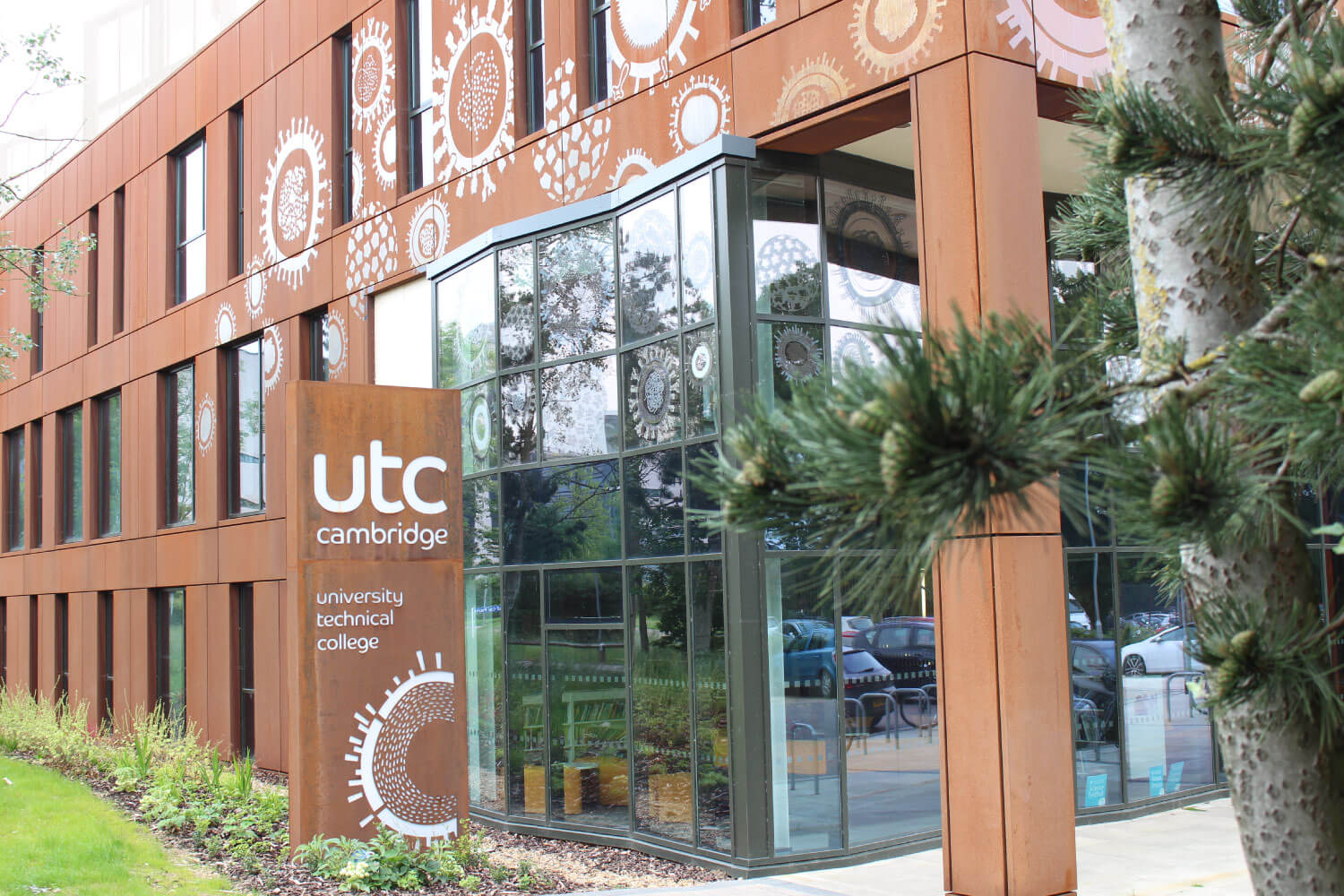 Westminster UTC Commercial glass supplier