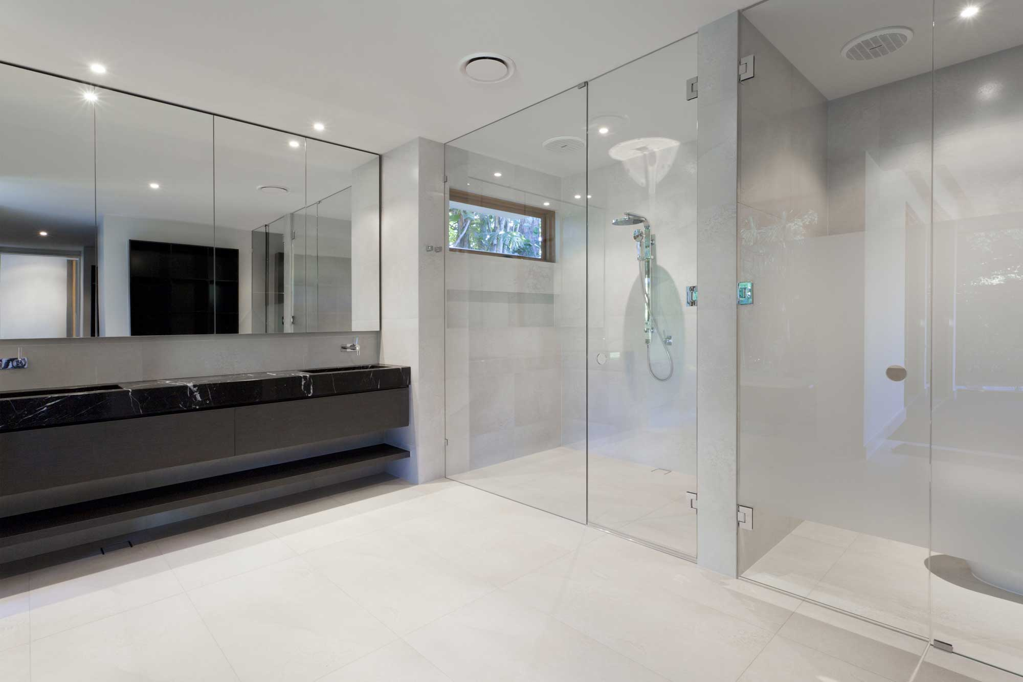 toughglaze shower screen London
