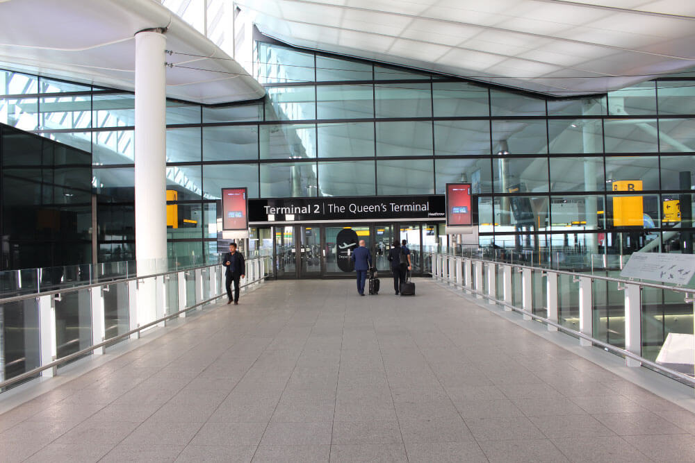 London Heathrow Commercial Glass Supplier