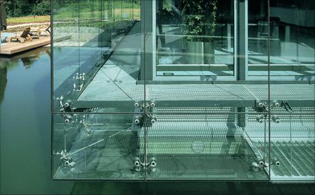 Structural Glass Fixings Toughglaze Uk Ltd 0208 838 4400